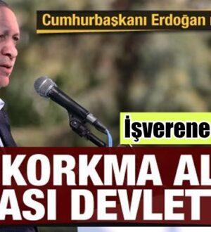 Cumhurbaşkanı Erdoğan İşverene 'işçi teşviki' müjdesini verdi!