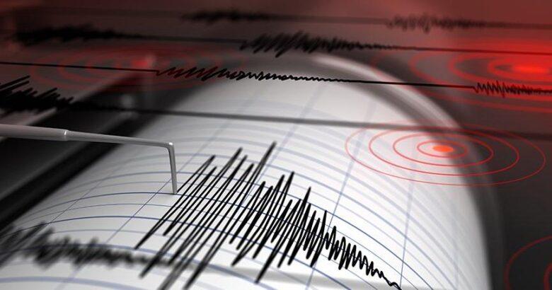 Ege Denizi Ve Muğla dünden beri depremlerle sarsılıyor