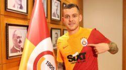 Galatasaray Rumen futbolcu Alexandru Cicaldau'yu resmen açıkladı