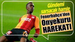 Galatasaray'a Onyekuru şoku! Fenerbahçe devreye girdi