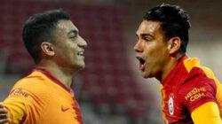Galatasaray'da Radamel Falcao'ya Mustafa Muhammed çelmesi