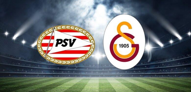 Galatasaray'ın PSV Eindhoven maçına çıkacağı kadrosu belli oldu