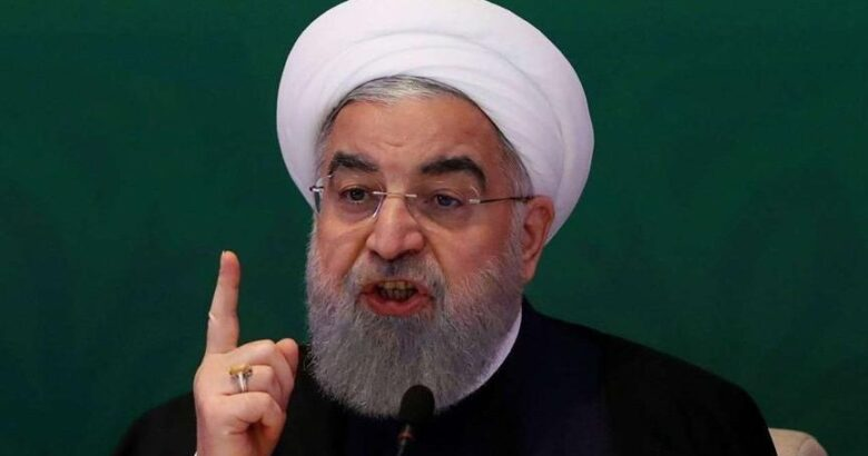 İran Cumhurbaşkanı Ruhani'den kendi meclisine sitem dolu isyan