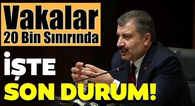 Koronavirüs 27 Temmuz 2021 Türkiye tablosunu Sağlık Bakanlığı açıkladı