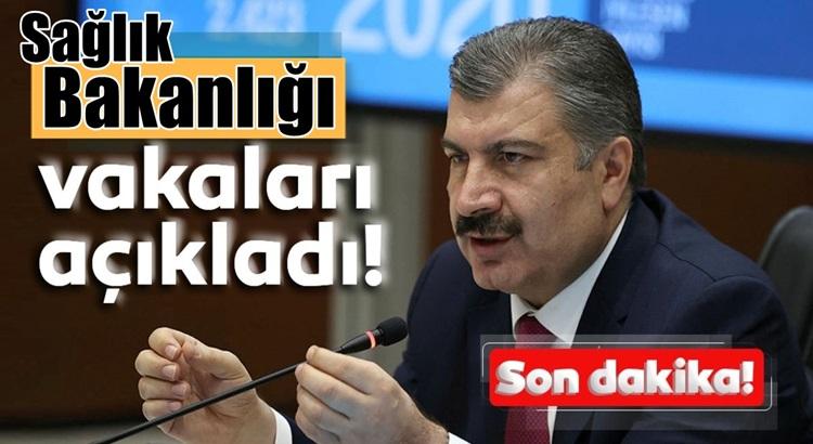 Koronavirüs 7 Temmuz 2021 Türkiye tablosunu Sağlık Bakanlığı açıkladı