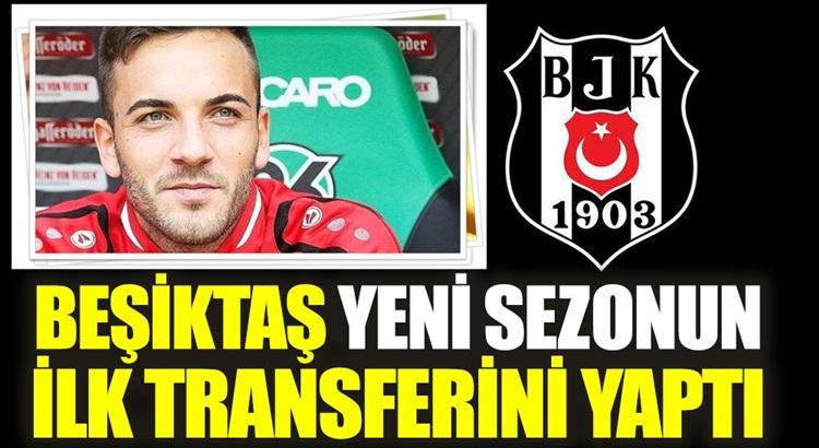 Milli takımın Yıldızı Kenan Karaman Beşiktaş'a transfer oldu