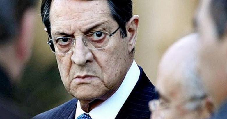 Rum lider Nikos Anastasiadis'ten küstah ifadeler! Türkleri tehdit etti