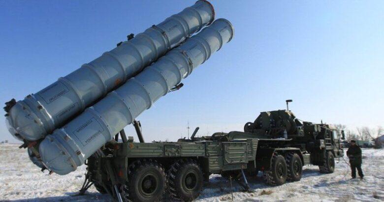 Rusya'dan S-500 hava savunma füzesiyle gövde gösterisi