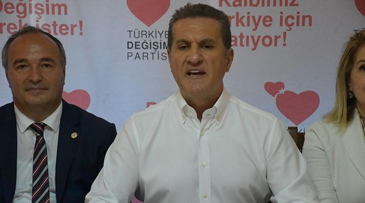 Türkiye Değişim Partisi Lideri Mustafa Sarıgül Malatya'da partililere seslendi