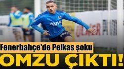 Fenerbahçe'de Adana Demirspor maçı öncesi Pelkas ve Valencia şoku