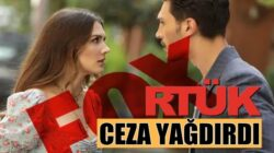 Fox Tv'nin popüler dizisi Aşk Mantık İntikam dizisine RTÜK ceza geldi