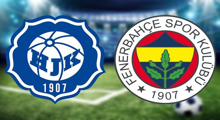 HJK Helsinki'yi 5 golle geçen Fenerbahçe gruplara kaldı