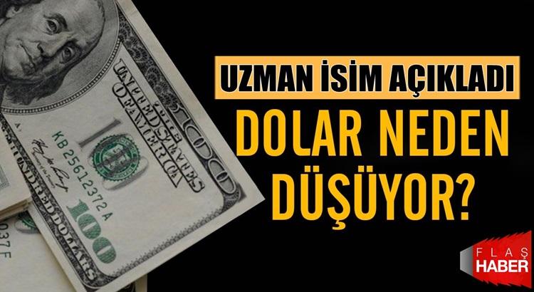 Türkiye'de Dolar neden geriliyor? Kuru düşüşü devam edecekmi?